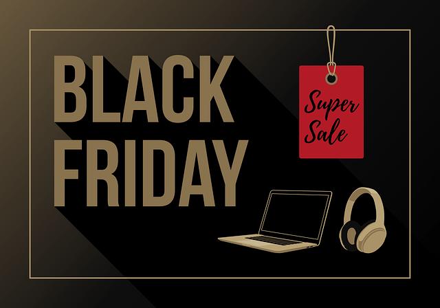 Super sale on black friday