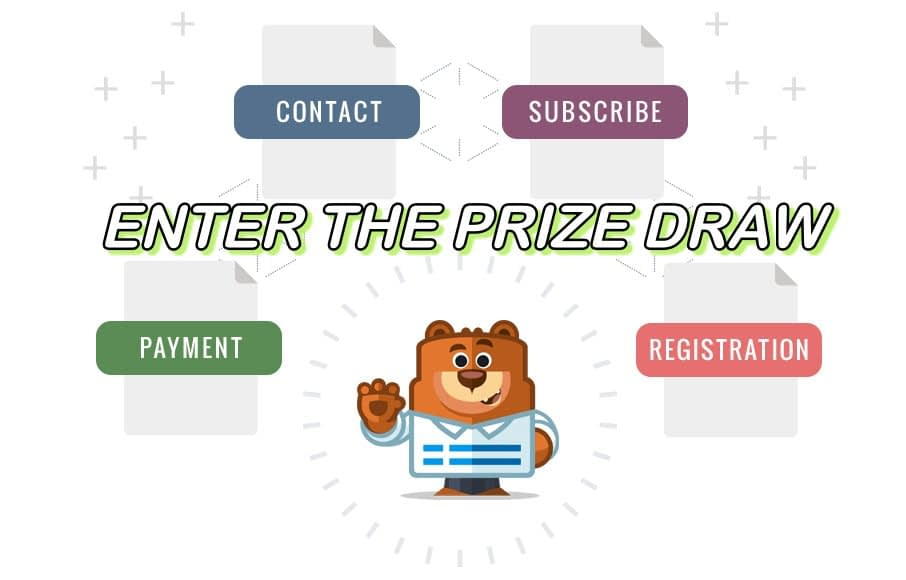 ENTER THE PRIZE DRAW