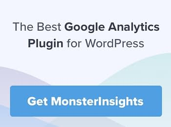 Monsterinsights the best google analytics Plugiin for WordPress