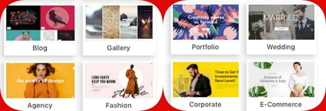envato website themes